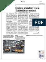 Rassegna Stampa 21.11.2013