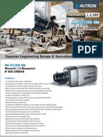 Avtron IP Box camera Am Sc1308 Nm
