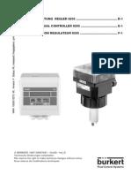 MA8205 Controller EU ML (Burkert Controller)