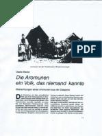 Die Aromunen - Ein Volk , Das Niemad Kannte _ Vasile Barba