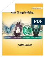 Houston Ugm Phase Change Modeling
