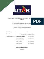 EFE Assignment 1 Final Version