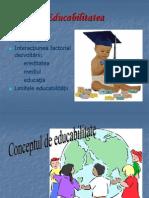 Educabilitatea - prezenare.ppt