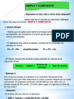 Interes Simple y Compuesto Ing. Economica 1 , Parte 2 (1)