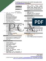 98059 59386 Imp q CA Ipcc Auditing by CA Jatin Bansal Chandigarh