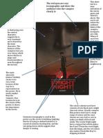 Vampire Poster Analysis