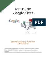 Manual Generico de Google Sites