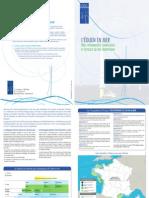 L'éolien en mer une contribution significative et efficace au signe énergétique