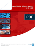 The African Mobile Telecom Market 2013-2023