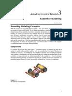 Inventor Assembly Modeling
