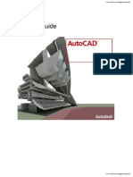 Autocad 2009 GUIDE