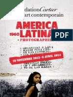 América Latina 1960-2013 - dossier de presse