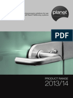 Planet Glass Products Handbook