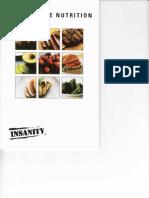 Insanity - Elite Nutrition