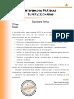 Física Atividades Práticas Supervisionada ATPS
