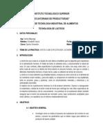 informe lacteos N1