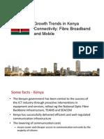 Kenya Connectivity