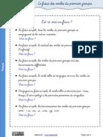 Exercices Futur Verbes Premier Groupe