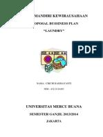 Tugas Proposal Bisnis Plan_chichi Baru