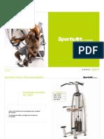 Catalogo General SportsArt