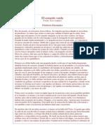 El corazón verde - Felisberto Hernández - Ciudad S
