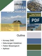 Budidaya Laut_Zero Water Discharge_Aquaculture