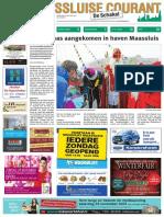 Maassluise Courant week 47