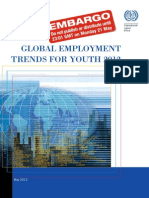 Global Employment Trends for Youth 2012