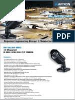 Avtron IR Vari Focal Bullet IP Camera Am Sm1364 Vmr3 PDF