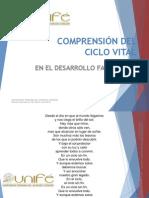 COMPRENSIÓN DEL CICLO VITAL EN EL DESARROLLO FAMILIAR Mg. Martha Lenti UNIFÉ (2013)