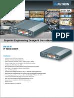 Avtorn IP Video Server AM-VS14-PDF