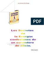 SECRETOS DE LA ENERGíA