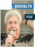 Marty Markowitz Special Section in Courier-Life