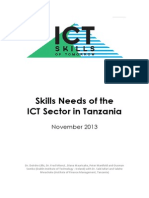 Skills Needs for the ICT Sector in Tanzania_PR