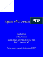Migration to NGN
