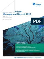 BPM 2013 Brochure