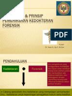 1. Pengantar & Prinsif Px Forensik