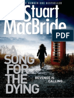 A Song for the Dying by Stuart MacBride - first chapters