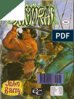 590 Samurai John Barry