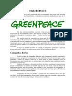 o Greenpeace