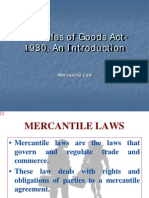 11125_PPT of Sales of Goods Act