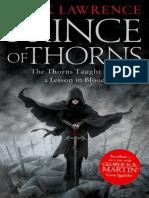 Prince Of Thorns Pdf
