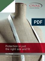 Oval Retail Insurance  Brochure