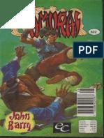 632 Samurai John Barry