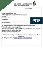Roteiro de Planejamento Linux Claudete Ferreira