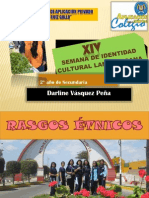 RASGOS ÉTNICOS