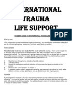Guide From International Trauma Life Support