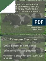 Presentación IMPLEMENTACION NUEVOS POTREROS version 2003