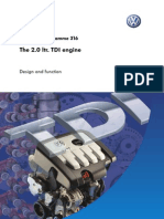 2.0 Tdi BKD Engine