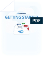 Getting Started With MediaFire